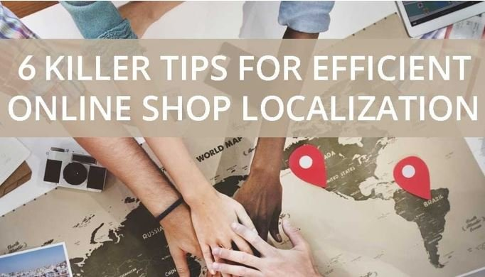 Localizing your online store 4444444444