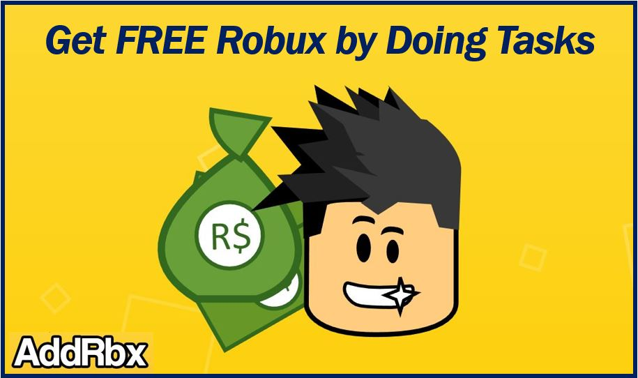 How To Get Free Robux On Roblox Market Business News - how to make a game in roblox to get robuxs