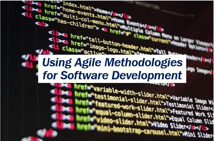 Agile Methodologies image 3993993