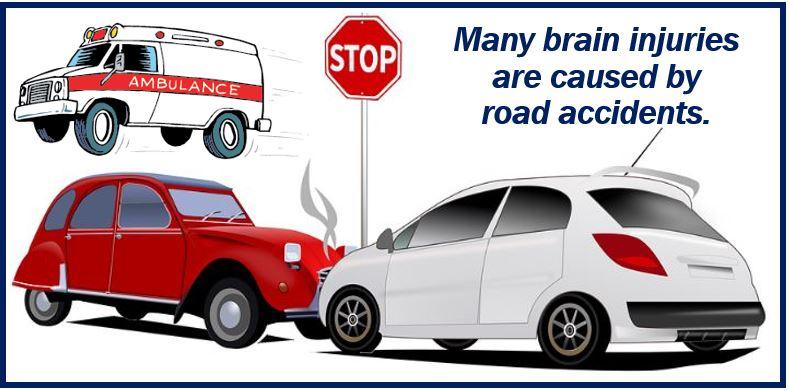 Brain injury image car accident eieieiei
