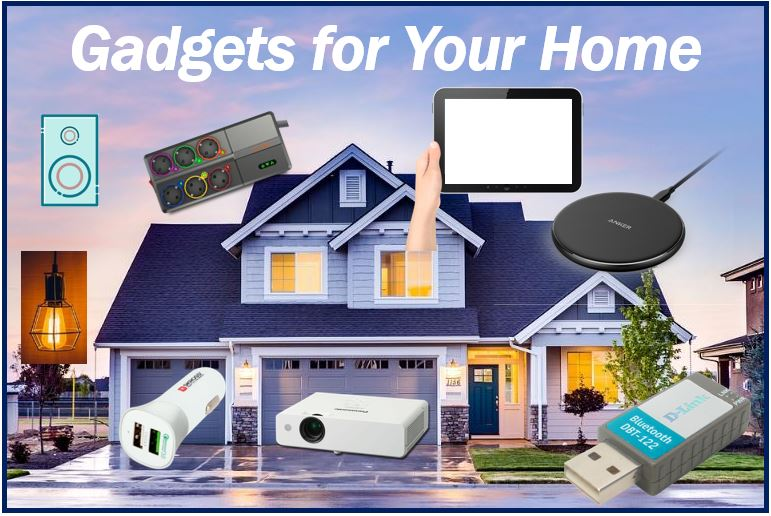 Gadgets to have at home 49494949