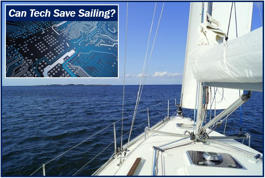 Can tech save sailing image 333n3n