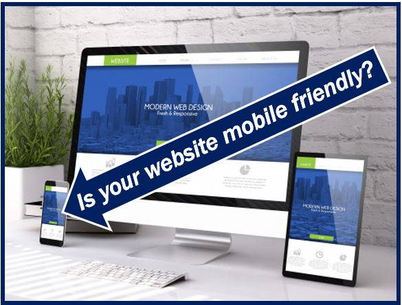 Is your website mobile friendly - SEO tips article 49939