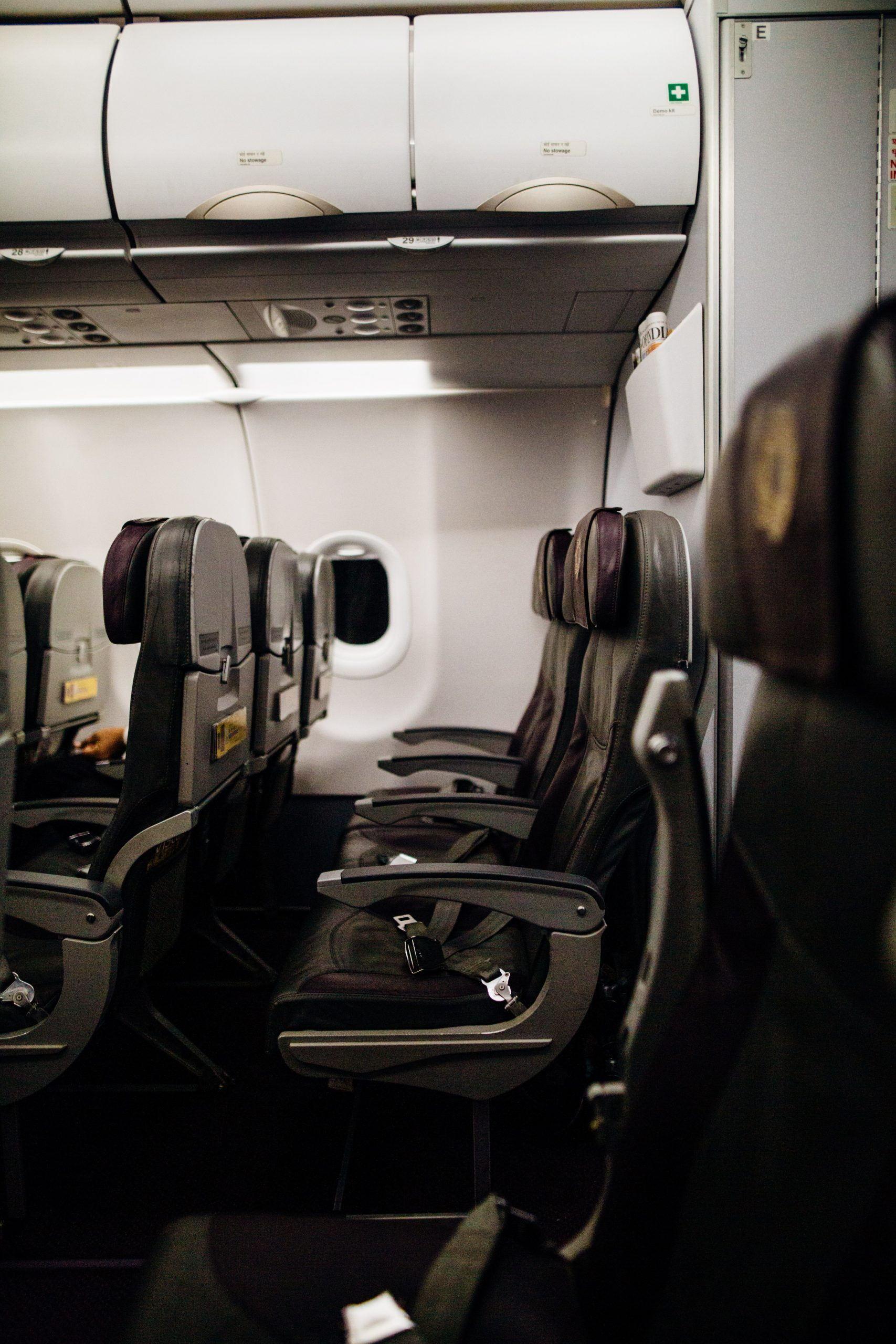 Disinfecting Your Airplane Seat The Proper Way-A Guide