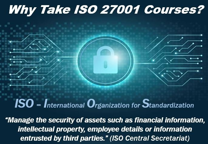 Reasons to Take ISO 27001 Courses - 4400