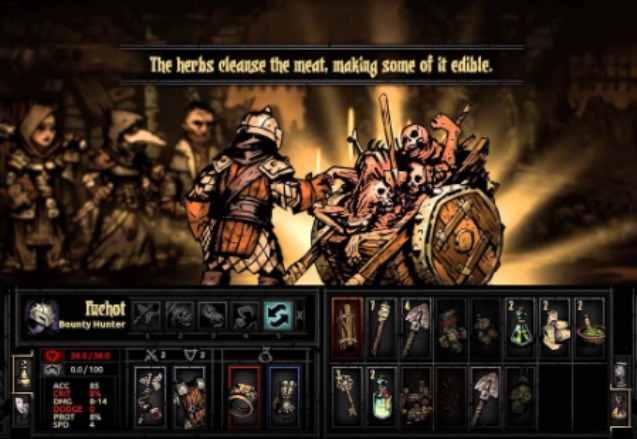 Darkest Dungeon Curios Guide