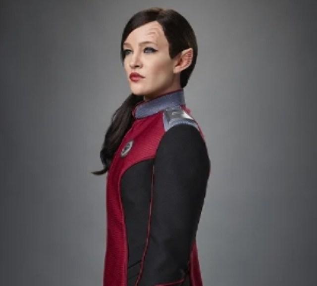 Lieutenant Talla Keyali The Orville Season 3