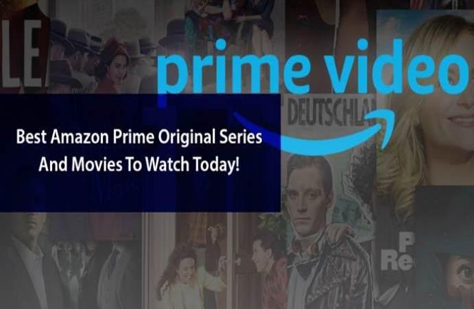 Best Amazon Prime Original Series