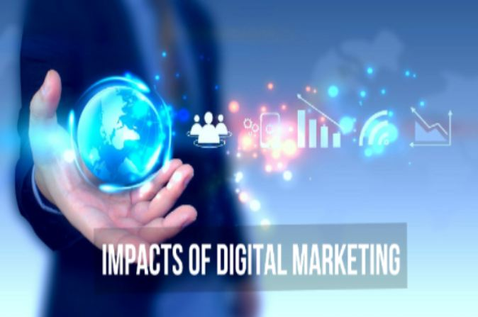 The Impacts of Digital Marketing and Strategies in 2021