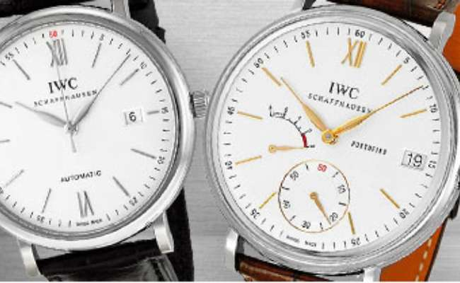 IWC Portofino Watch Series: A Watch Collection Just For You