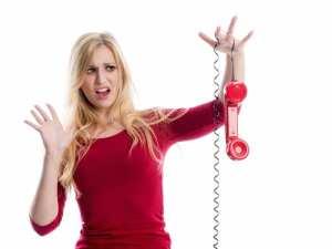 Customers Disliking Phone Call