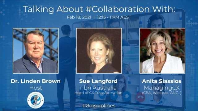 Upcoming Customer Culture Dialogue Feb 18 2021