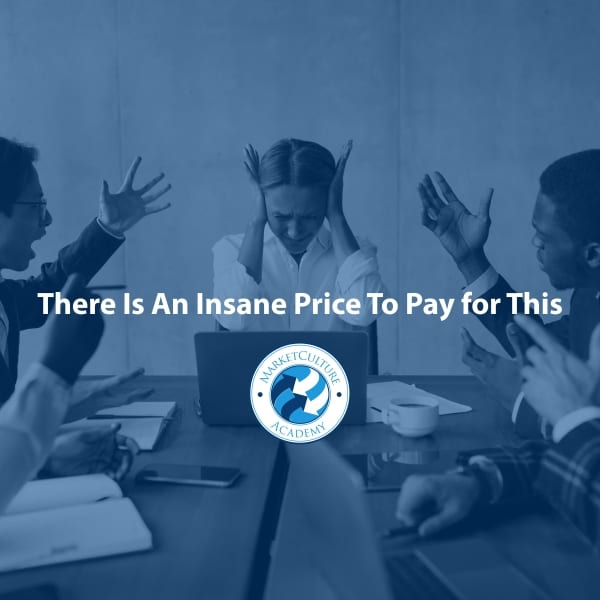 Toxic Work Culture come with an insane price