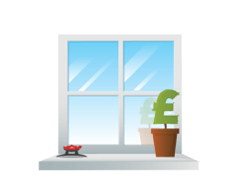 Look through our savings window with our esourcing solutions and auction software