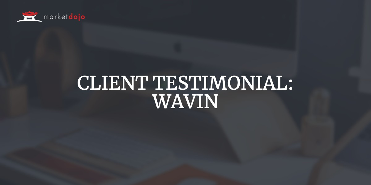 Client Testimonial Wavin