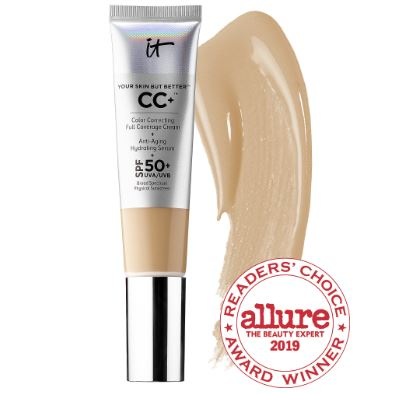 Your Skin But Better CC+ Marca It Cosmetics