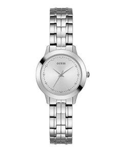 Reloj Mujer Guess Plateado
