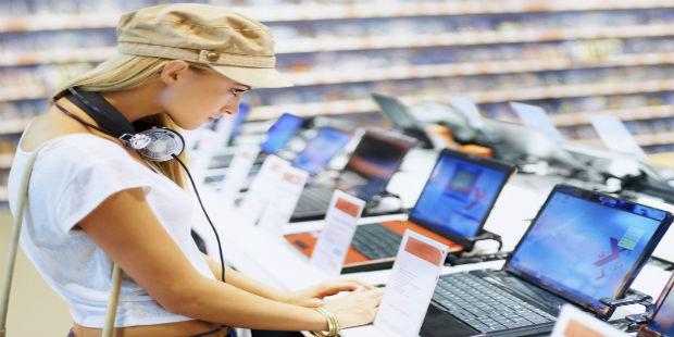 Temperatura influencia tempo de permanência nas lojas