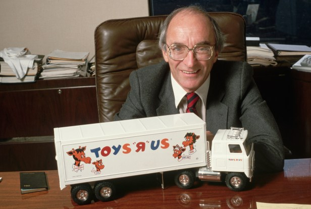 Toy R Us Founder