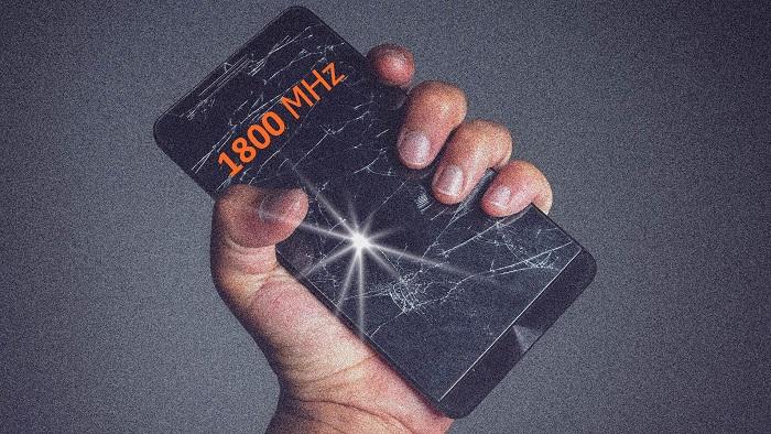 คลื่น 1800 MHz
