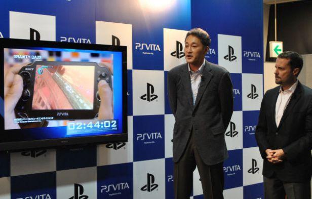 Kazuo Hirai PlayStation