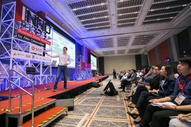 Business Model Alex Speaker