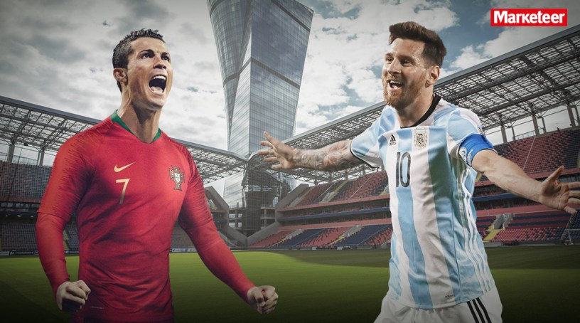 Ronaldo VS Messi Open