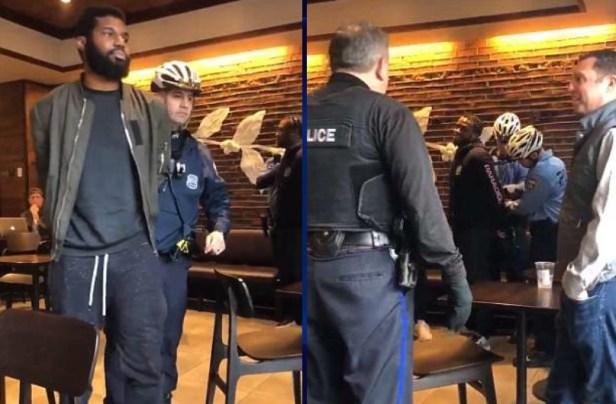 Starbucks Arrest