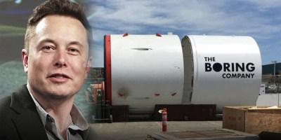 Boring Company Hyperloop
