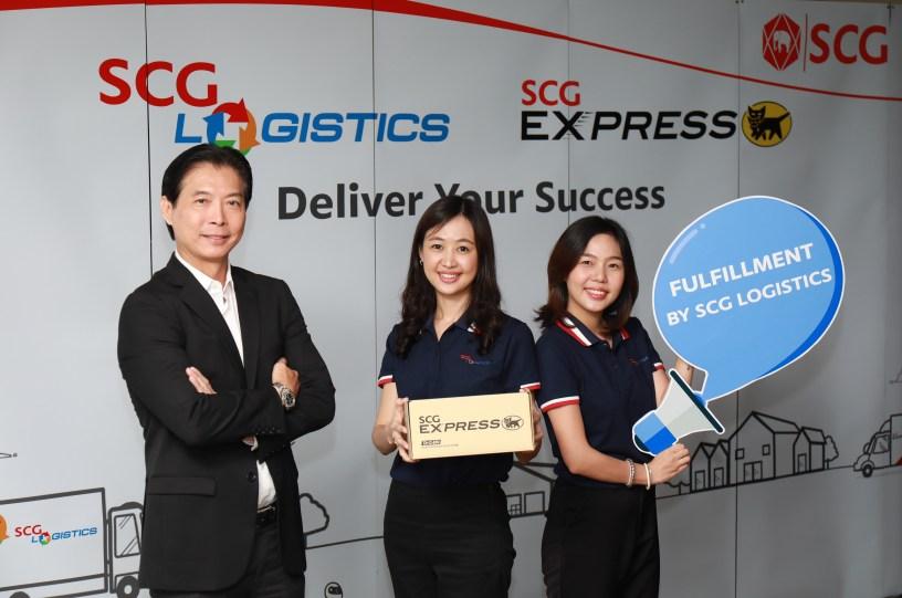 Fulfillmentby SCG Logistics