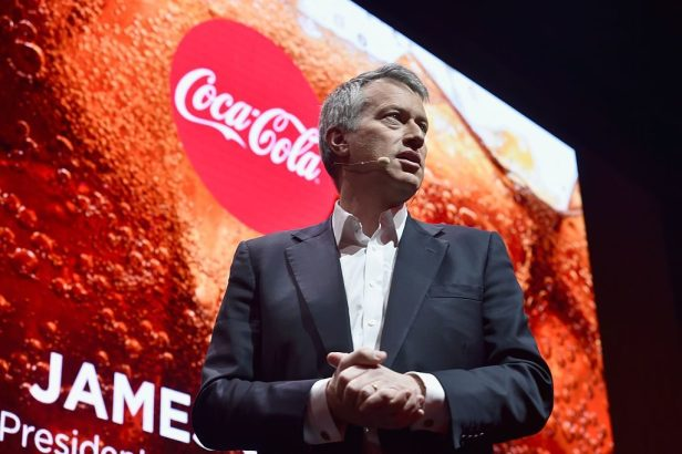 Costa Coffee Coca-Cola CEO