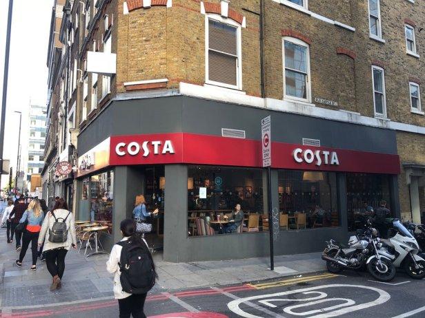 Costa Coffee London