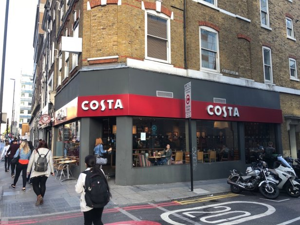Costa Coffee London