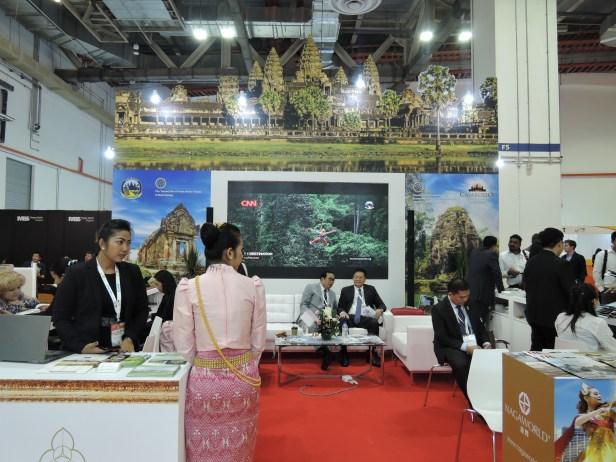 ททท ประเทศไทย เขมร
