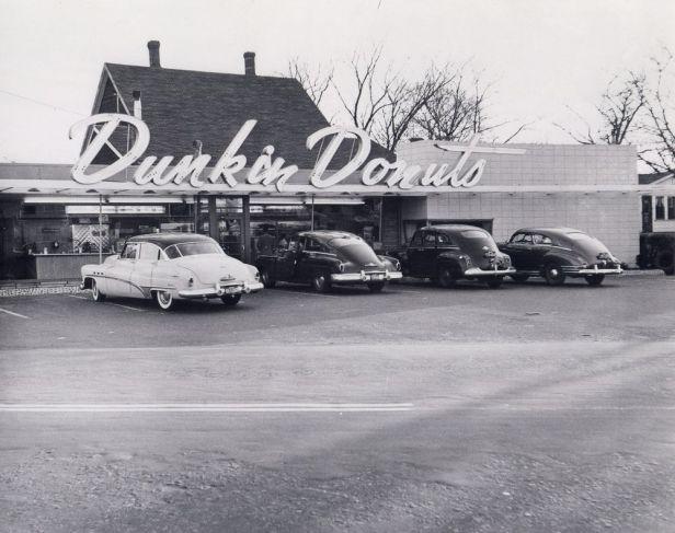 Dunkin' Old