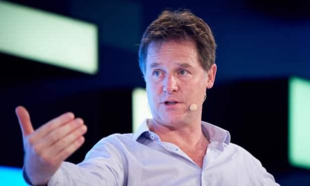 Nick Clegg Speech