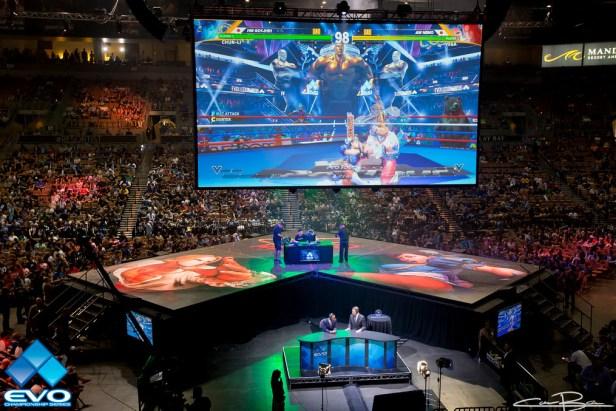 Fighting Games Community - EVO Championship