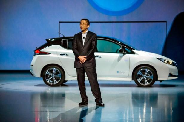 Saikawa Ballore Nissan CEO 1