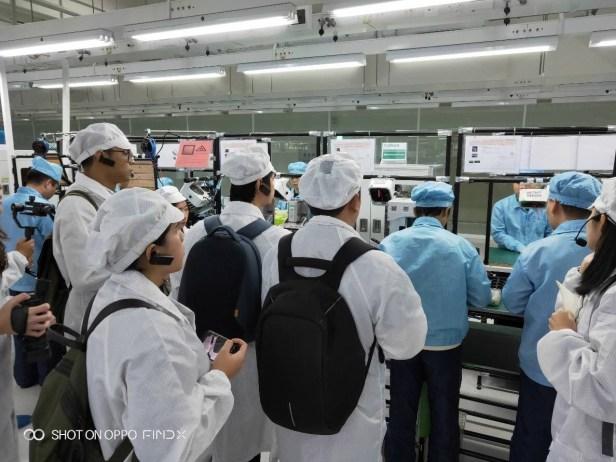 OPPO Factory 3