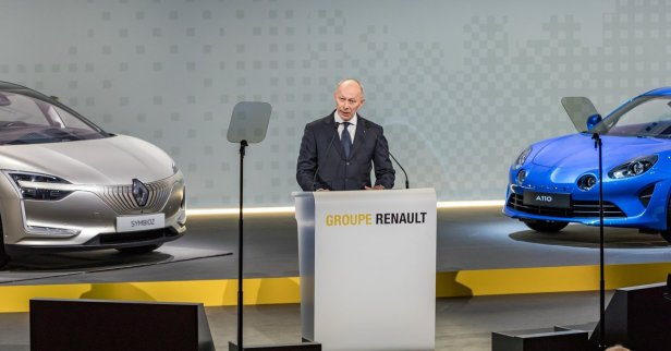 Saikawa Ballore Renault CEO 2
