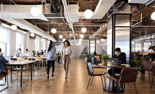 WeWork Co Working 2