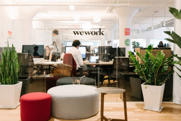WeWork Space 1