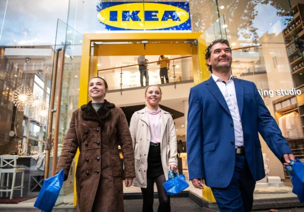 ข่าวใหญา่แบรนด์ดัง Ikea
