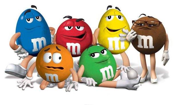 M&M's Speakcandies