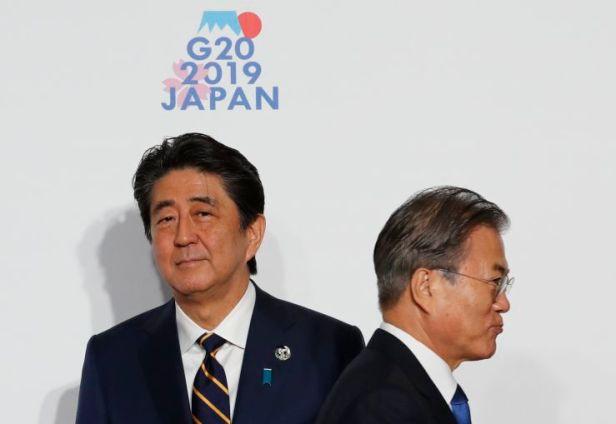 Tradewar Abe Moon