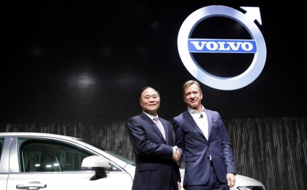 Li Volvo CEO
