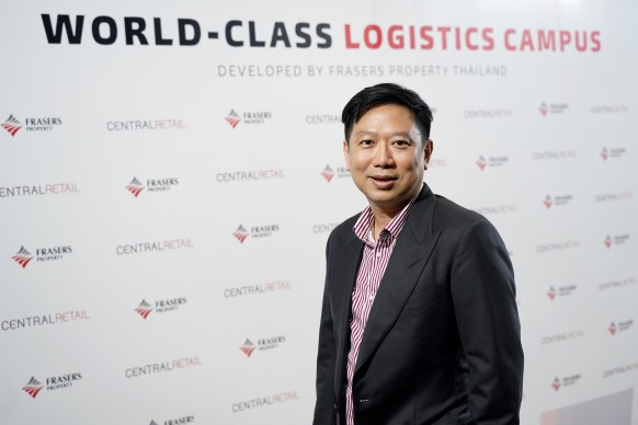 Dr.Piyapong Thanyasrisung, Chief Operating Officer, Central Department Store