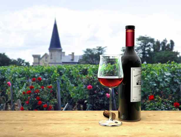French Wine ภาษี