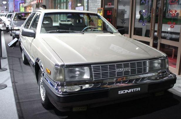 Sonata 1st Hyundai