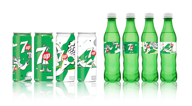 7 Up Line
